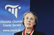Levels of activity in courts 'overwhelming' and 'unsustainable' - Chief Justice