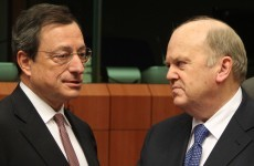 Noonan chases Irish version of Greek deal on ECB profits