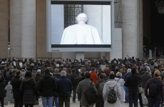 The next Pope: Cardinals gather for pre-conclave talks