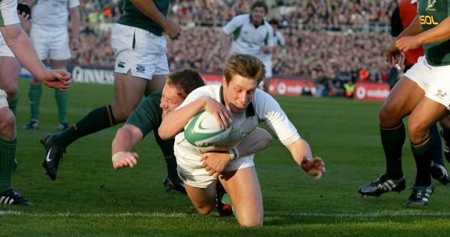 Perfect 10: Ronan O'Gara's finest moments in an Ireland shirt