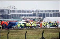 In Photos: The Cork plane crash tragedy
