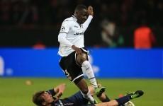 PSG through to Champions League quarter-finals