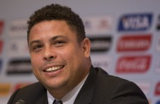 'Real Madrid shut his mouth for me' -- Original Ronaldo hits back after Fergie's fat jibe