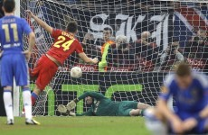 Torres knocks but goals won't go in as Chelsea lose in Romania