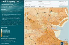 Revenue website showing property values goes live