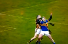 VIDEO: Because it's not every day you see a headed goal in hurling