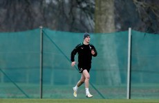 Ireland camp: Injury situation is GUBU, but Sexton 'a safe bet' for Rome