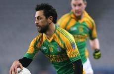 Paul Galvin confirms he was spat on during All-Ireland club final