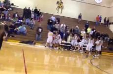 VIDEO: Coach falls foul of Gatorade Shower