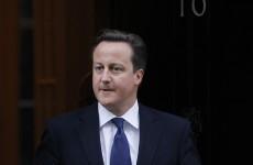 David Cameron under pressure over press regulation