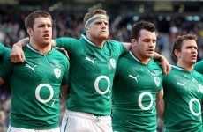 Healy and O'Brien may be Ireland's only Lions starters - Shane Byrne