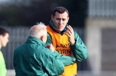 Ciaran Whelan unveiled as Irish International Rules selector