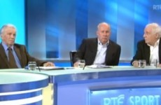 9 ways to live your life just like the RTÉ football panel