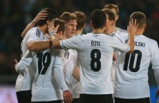 Group C: Germany continue on road or Rio with win over Kazakhs