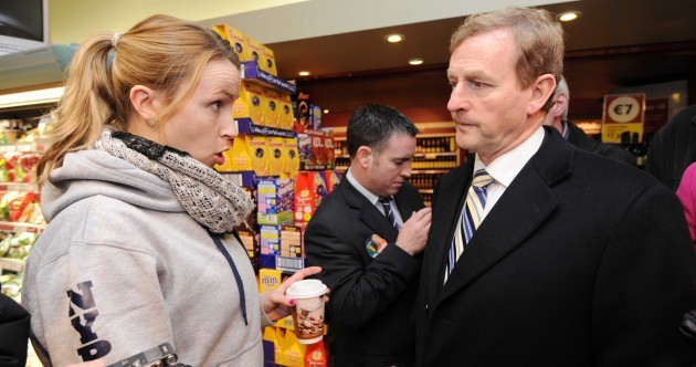 Pics: Taoiseach in Meath East as candidates canvass for by-election votes