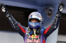 WATCH: 'This is silly, Seb' - Vettel wins Malaysian Grand Prix in controversial fashion