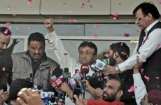 Former president Musharraf returns to Pakistan, vows to 'save' country