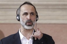 Syrian opposition in disarray as leader attempts to resign