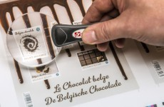 Belgium introduces chocolate-flavoured postage stamps for Easter