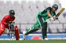 Ireland snatch final-over victory over Zimbabwe in Nagpur