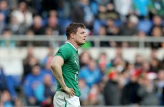 IRFU opt against appealing O'Driscoll ban