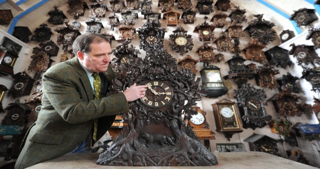 Did you remember the clocks went forward?