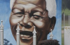 Mandela in 'good spirits' despite hospital stay