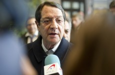 Cyprus president: Crisis is 'contained' and we won't leave eurozone