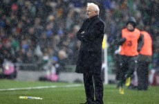 Opinion: History is a nightmare from which Trapattoni's Irish side are trying to awake