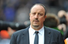 Rafa Benitez still thinks Chelsea will win at least one trophy this season