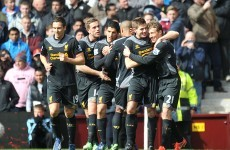 As it happened: Aston Villa v Liverpool, Premier League