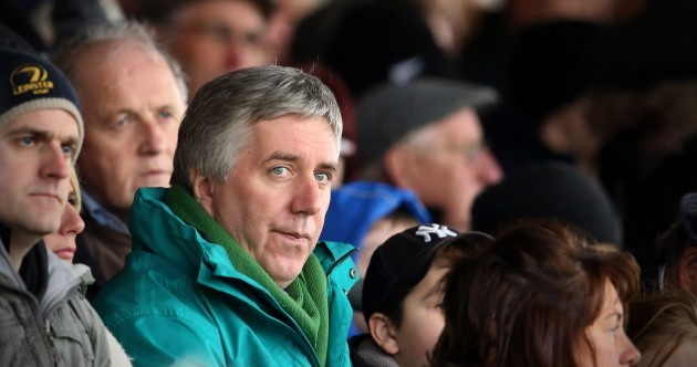 Your FAI Chief Executive Watching the Hurling Pic of the Day