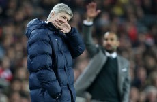 Wenger needs a drop of the Jose approach