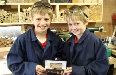 Are these two brothers Ireland's youngest entrepreneurs?