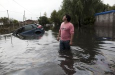 Record floods leave 54 dead in Argentina