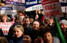Poll: Would you support a teachers' strike if Croke Park 2 comes in without consent?