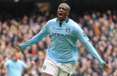 Yaya Toure signs new Manchester City deal