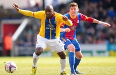 Palace v Palace? Barnsley forced to wear opponent's away jersey after comical mix-up