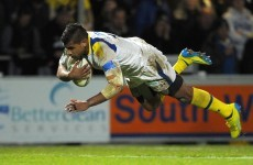 Clermont prove too strong for Montpellier