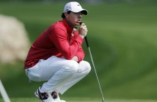 McIlroy and Harrington still in the hunt in Texas