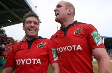 'When Munster are up for it we're a different team' - Ronan O'Gara