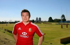 Aussie fans flood in votes for O'Driscoll as Lions captain-elect