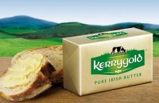 The top selling butter in Germany is... Kerrygold