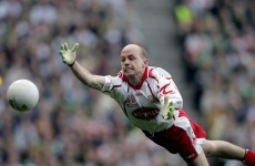 It's Peter Canavan's birthday - here's the Tyrone legend in action