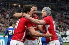 VIDEO: 12 Welshmen in Jonathan Davies' Lions starting XV