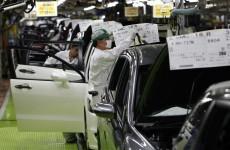 Toyota, Honda, Nissan and Mazda recall 3.4 million cars worldwide