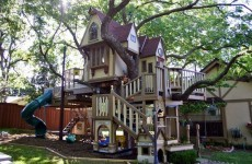 Some of the most amazing playhomes for children ever
