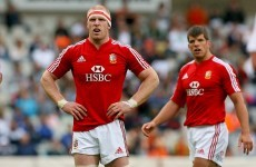 'No doubt about it, Paul O'Connell is going on the Lions Tour' - Shane Byrne