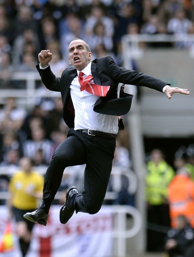 'I saw her face before kick-off' -- Paulo Di Canio dedicates victory to late mother