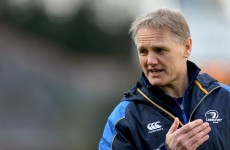 Joe Schmidt open to hearing what IRFU have to say on vacant Ireland job